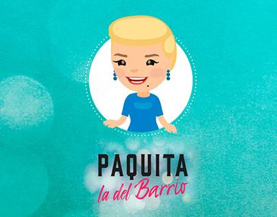 Paquita character