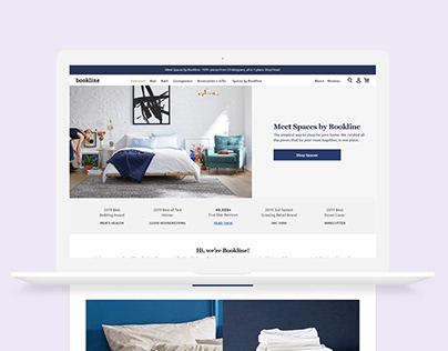 Design development for Internet textile store