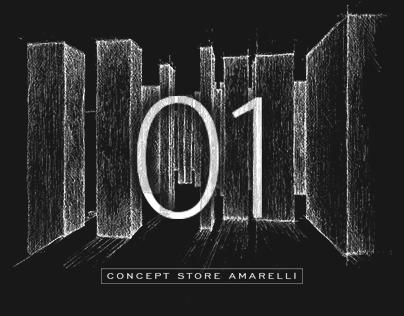 Amarelli Concept Store