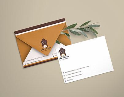 ENVELOP AND CARD DESIGN