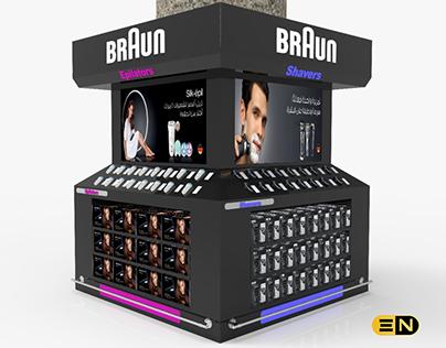 Braun Pillar Design