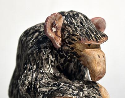 Chimpanzee Totem