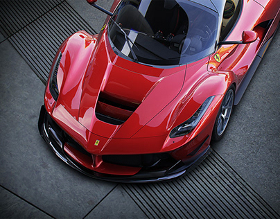 Project name F150 - LaFerrari