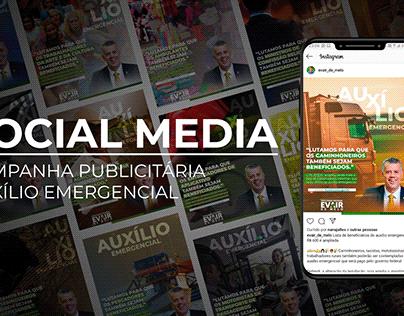 Social Media / Campanha Publicitária