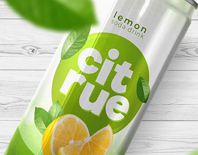 Packaging Design of Citrue