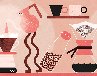 coffee cup | illustration