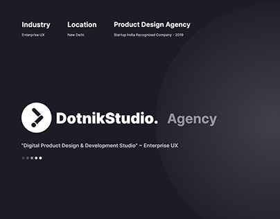 DotnikStudio.Agency