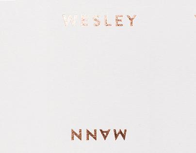Wesley Mann