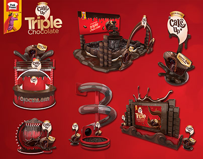 Peek Freans Tripple Chocolate