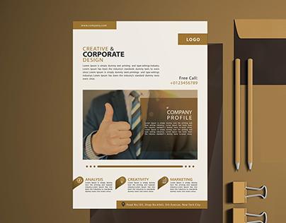 Creative & Corporate Flyer Design