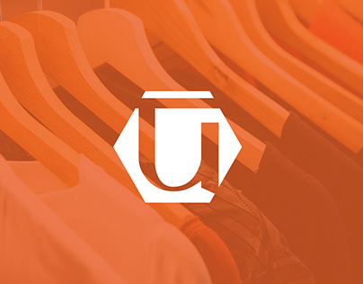 "Brand Identity - ""URBAN CLOTHING BRAND"""