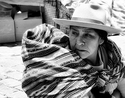 Reportage   -   Menschen Peru