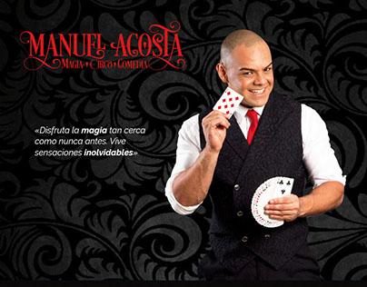 ManuelMagia | UX/Website