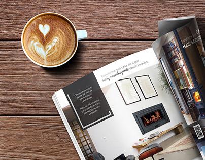 Anúncios - Revista Gente News e Anuário Living