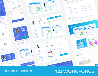 123Workforce - Hire Freelancers