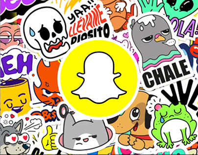 Snapchat Stickers