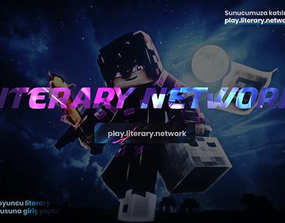 Literary Network Konu tasarımı