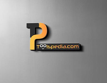 TOOLS PEDIA.COM LOGO DESSIGN