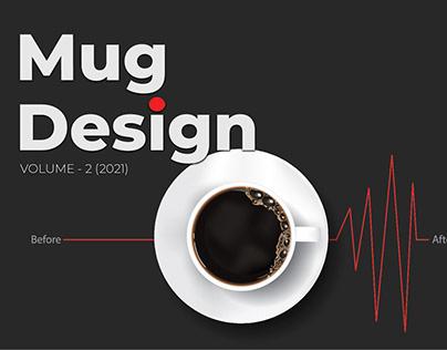 Mug Design Volume - 2 (2021)