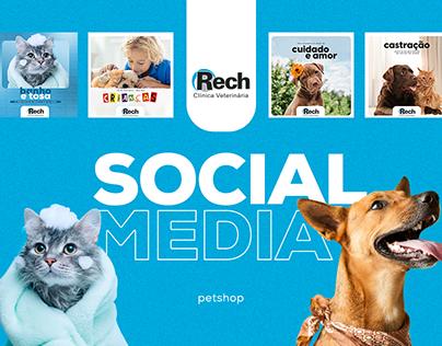 Social Media Petshop