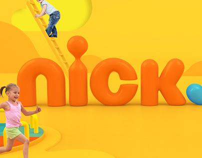 Nick Jr - Rebrand