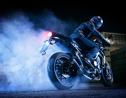 Yamaha XSR900 Abarth - Film