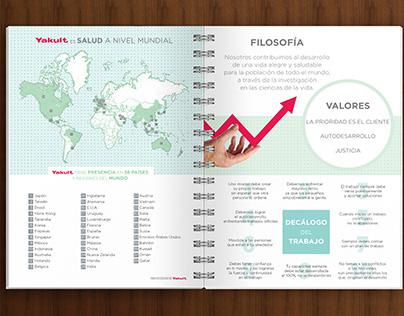 Agenda 2019 para Yakult S.A. México