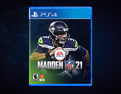 Madden 21 Cover Concepts (All Teams)