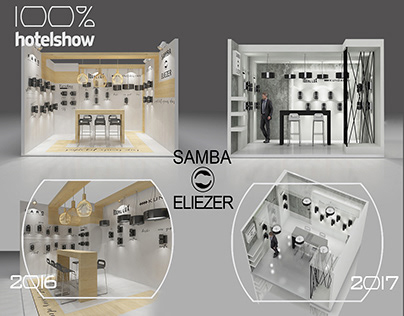 """""""Low Budget"""" exhibition booths collection"""