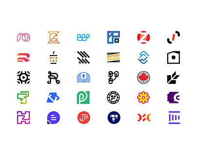 30 Logos (Logocore challenge)