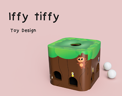 Iffy Tiffy | Toy Design