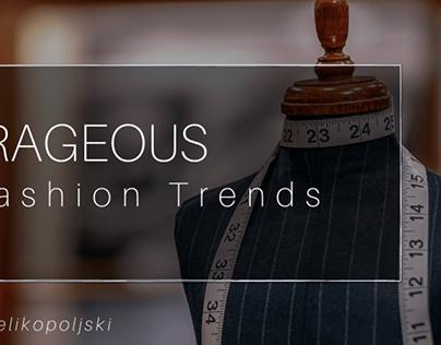Outrageous Fashion Trends By Nikolas Velikopoljski