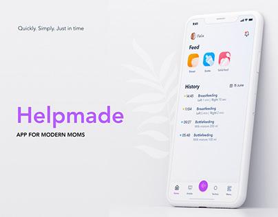 App for modern moms