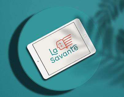 Logo Design _ La Savante
