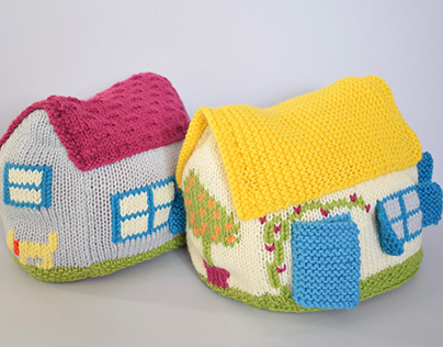 Home Sweet Home Tea Cosies