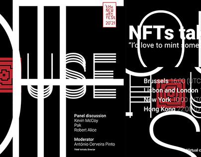 New Art Fest Talks