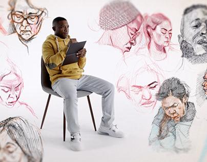 Take Care: Jaiquan's Sketch