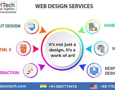 web designing services in jaipur