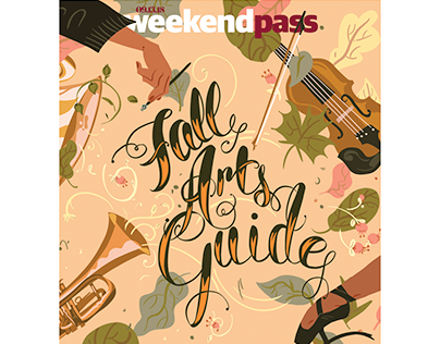 Washington Post Express Fall Arts Guide