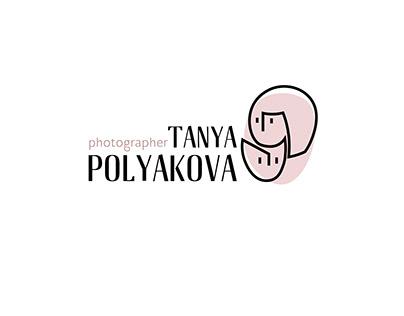 photographer Tanya Polyakova | branding and logo
