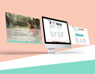 GERMAN UNESCO-COMMISSION WEBSITE REDESIGN