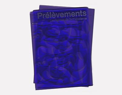 PRÉLÈVEMENTS — Set of 7 rulers
