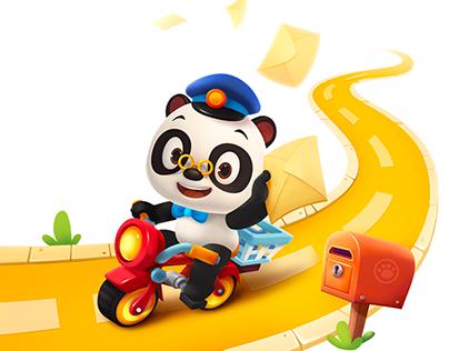 Dr Panda Games
