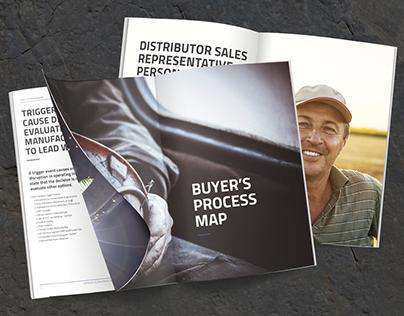 Corporate Sales Rep Print Book