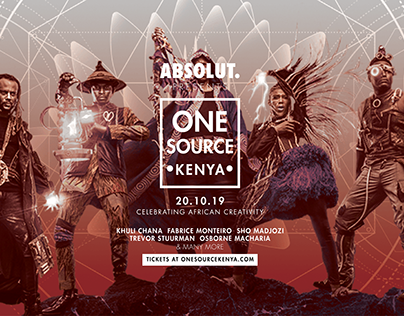 Absolut One Source Everlasting