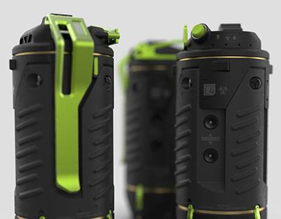 B33LW grenade concept