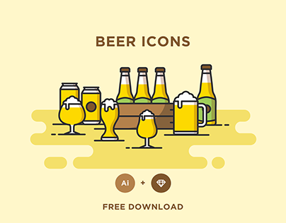 FREE - BEER ICONS