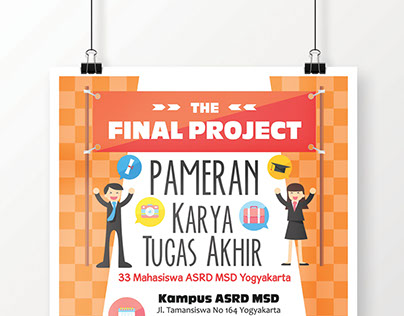 The Final Project Poster