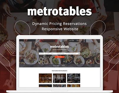 Metrotables
