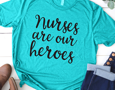 nurse svg design
